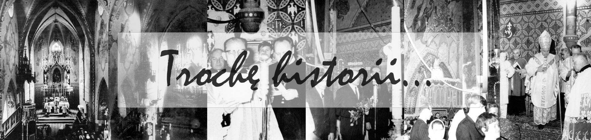 historia parafii lubcza